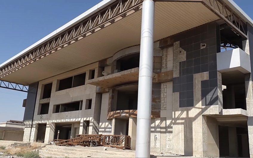 للبيع بناء في المعضمية بريف دمشق
